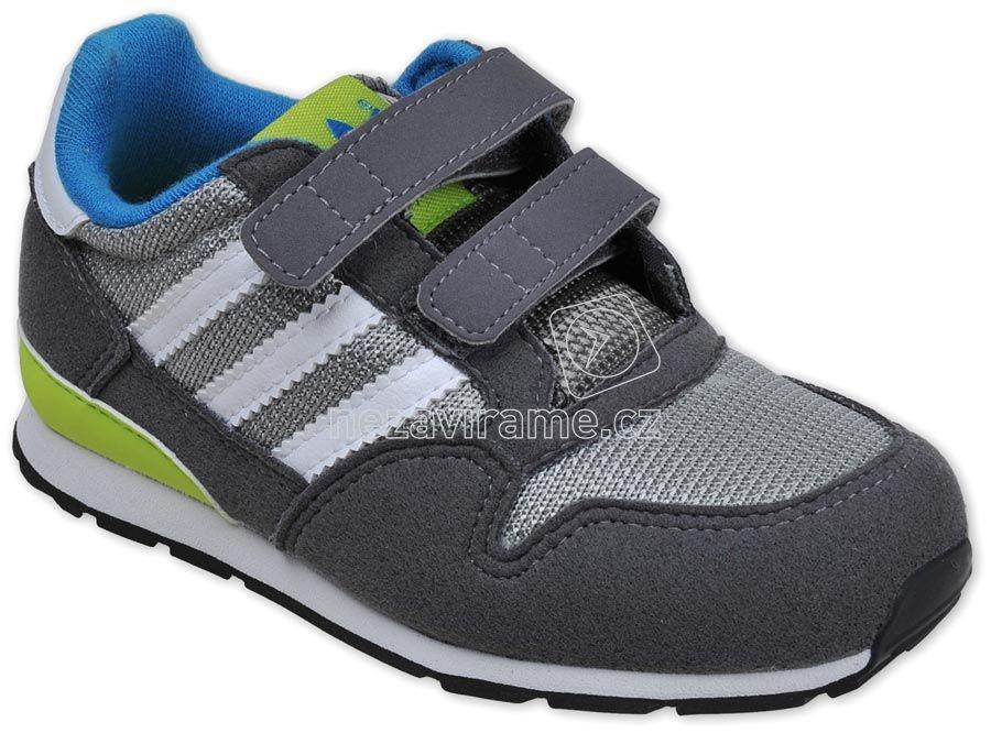 Detské celoročné topánky adidas 51220