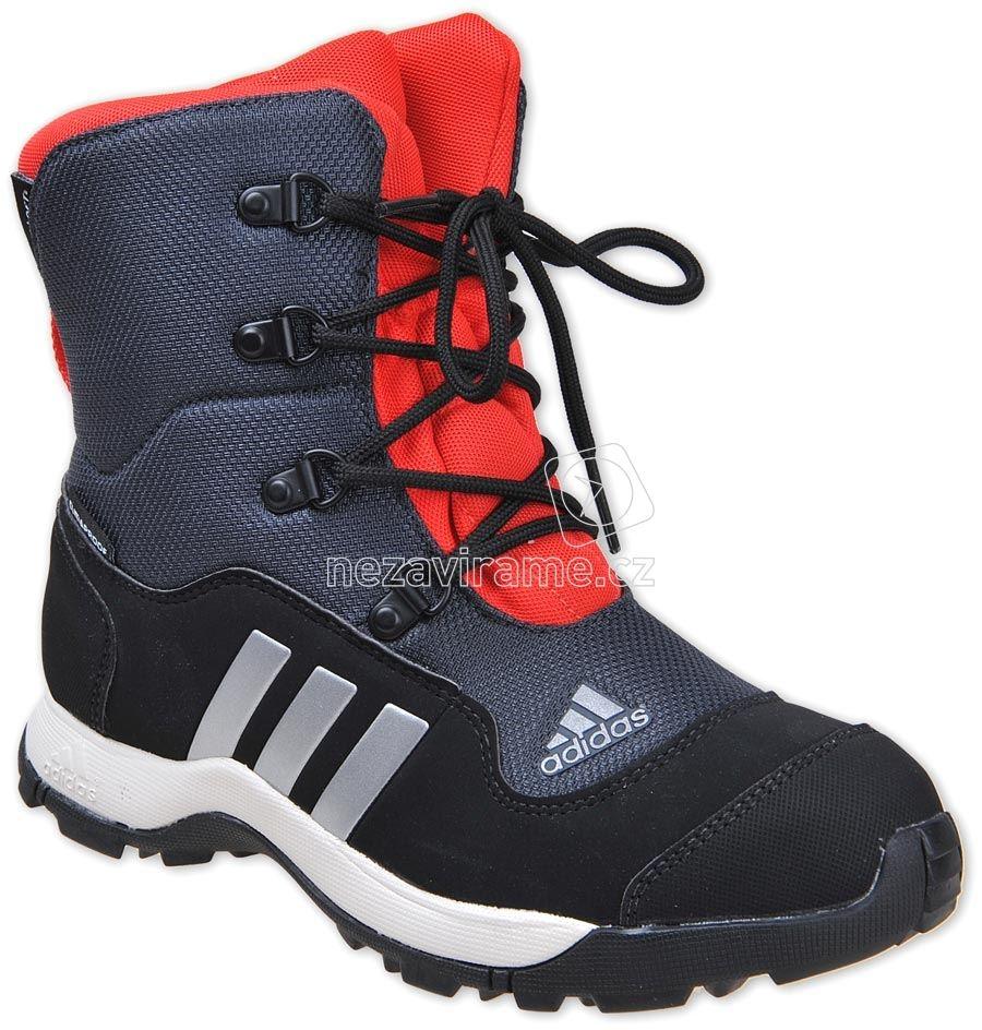 Detské zimné topánky adidas G97128