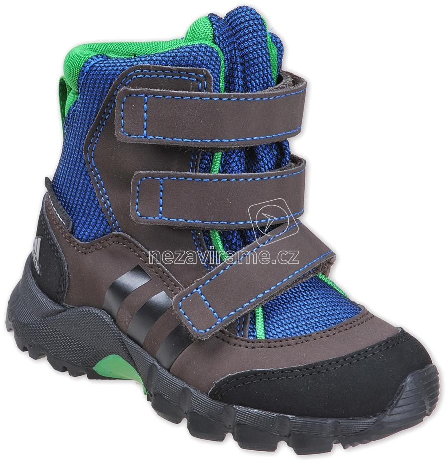 Detské zimné topánky adidas G97265