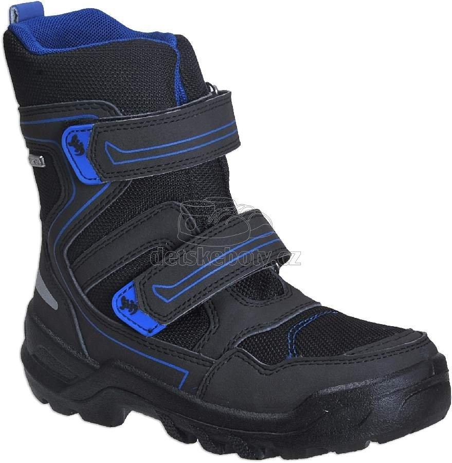Detské zimné topánky Lurchi 33-31016-31