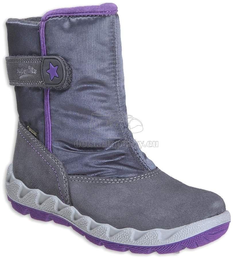 Detské zimné topánky Superfit 8-00012-21