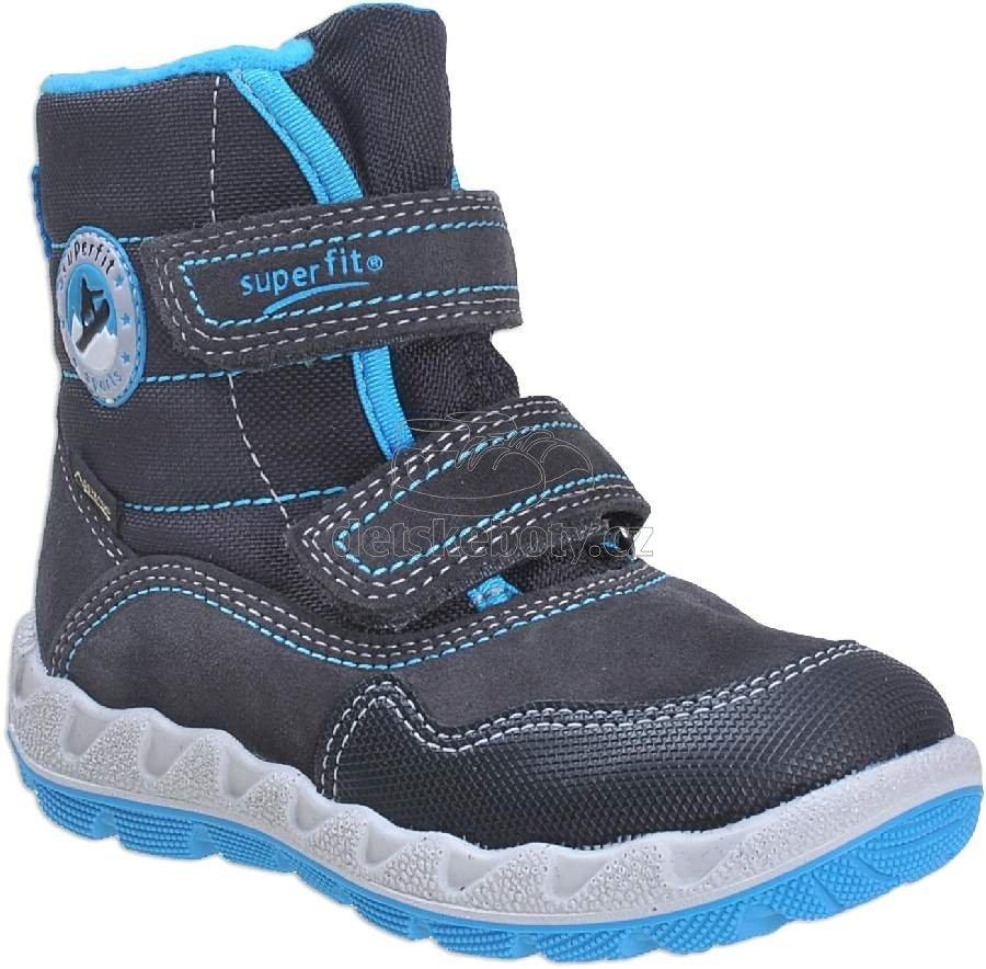 62d80f0d6da Dětské zimní boty Superfit 3-00013-20. img. Goretext