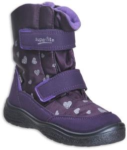 b01d368b79e Dětské zimní boty Superfit 3-09091-90