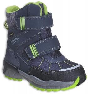 79c088eb14a Skladem. Doprava zdarma. Dětské zimní boty Superfit 3-09163-80