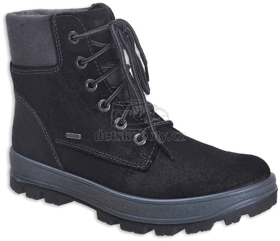 Dětské zimní boty Superfit 8-00474-02 a3cbbe16d2
