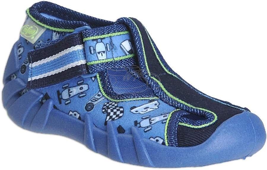 Detská domáca obuv Befado 190 P 083