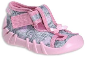 Detská domáca obuv Befado 190 P 084