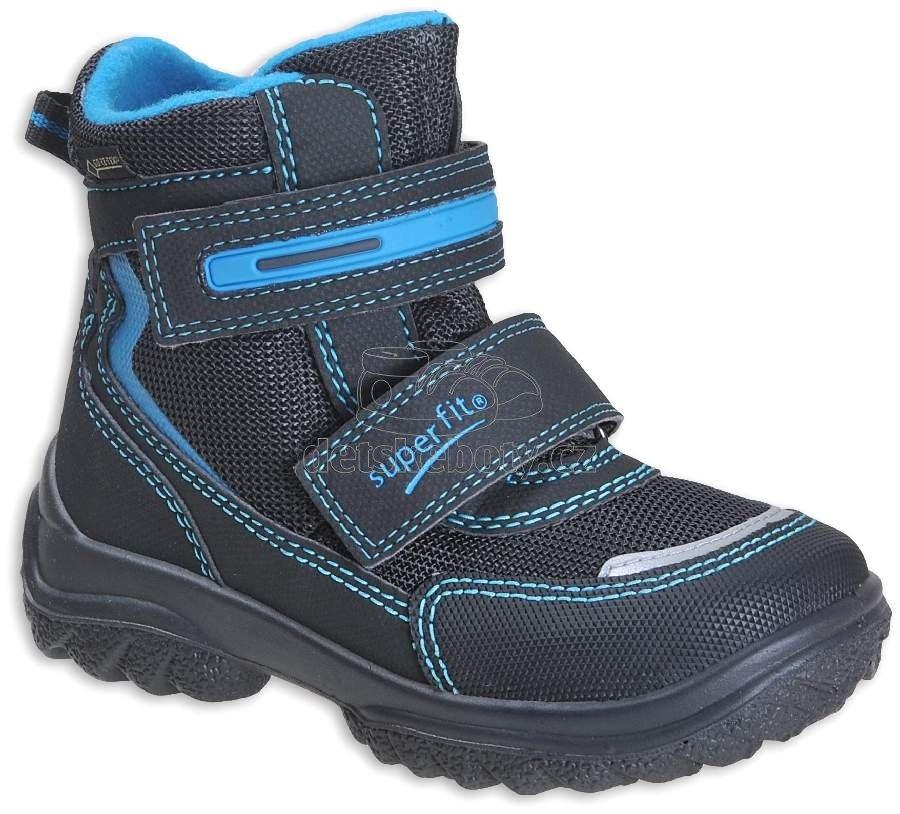 Dětské zimní boty Superfit 3-09030-20  d07e01d2da