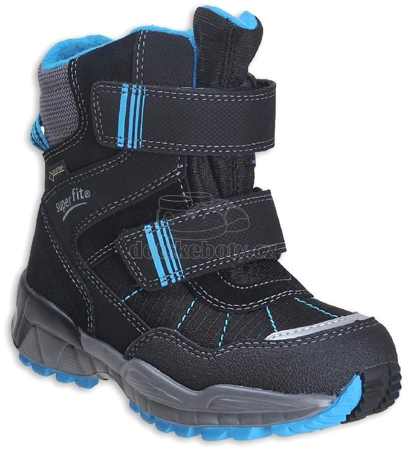 abdf0066187 Dětské zimní boty Superfit 3-09163-00