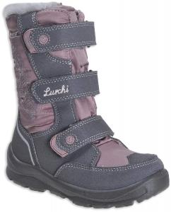 Detské zimné topánky Lurchi 33-31024-35