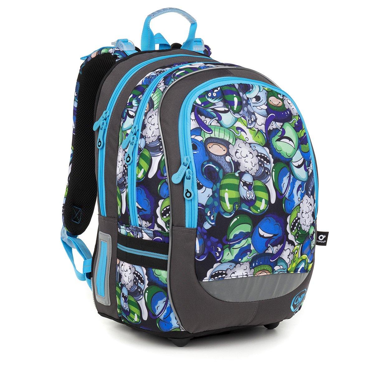 Školní batoh Topgal CODA 18048 B 43a553a1d4