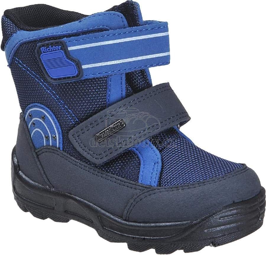 Detské zimné topánky Richter 2032-441-6501