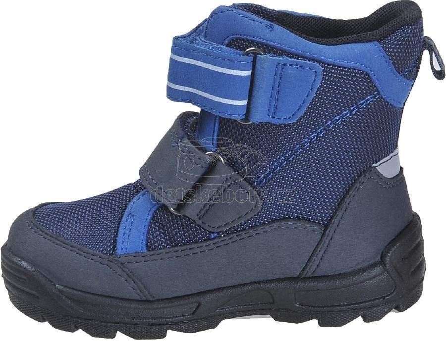 7f4c13f46f7 Dětské zimní boty Richter 2032-441-6501