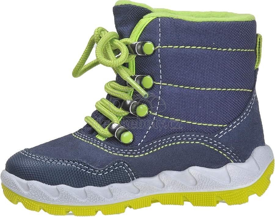 Dětské zimní boty Superfit 3-00014-80  988d165d2e