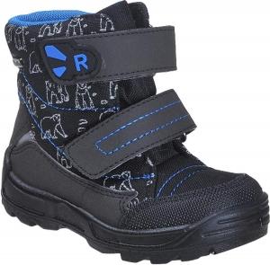 Detské zimné topánky Richter 2033-442-9901