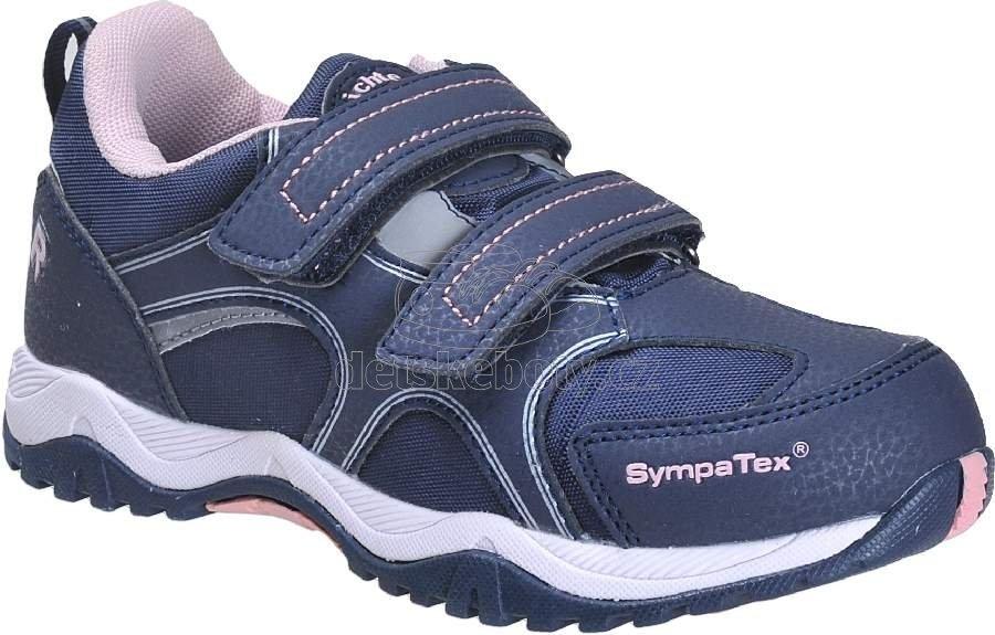 Detské celoročné topánky Richter 6432-441-7201