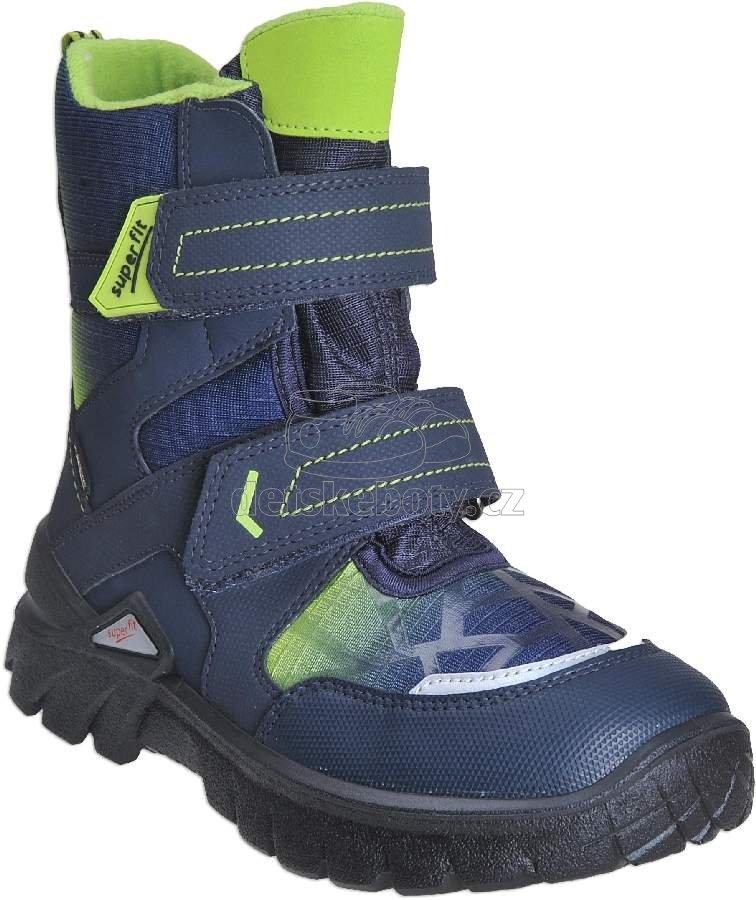 Dětské zimní boty Superfit 3-09408-80  2fec563009