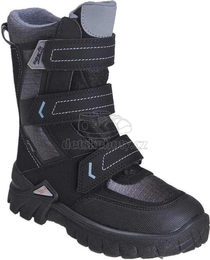 32220b618ee Dětské zimní boty Superfit 3-09409-00