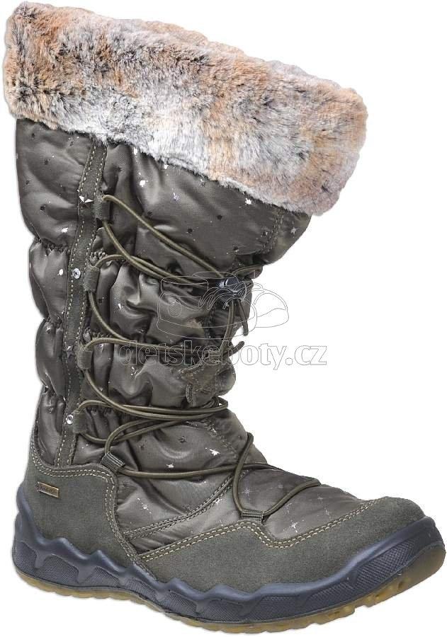 Dětské zimní boty Primigi 2396100 b6eed33958