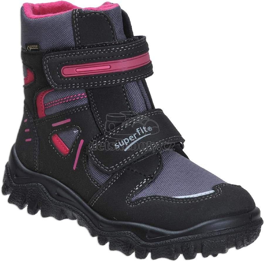 e152891f84f Dětské zimní boty Superfit 3-09080-05