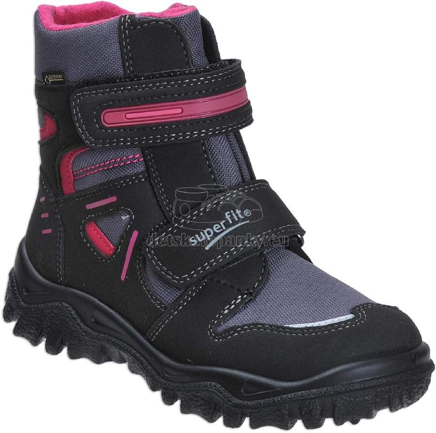 873227b89 Dětské zimní boty Superfit 3-09080-05 | Detsketopanky.eu