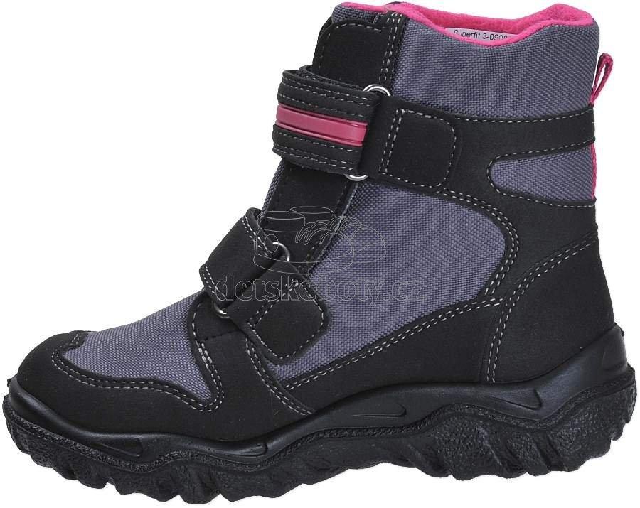 bb22643ace5 Dětské zimní boty Superfit 3-09080-05