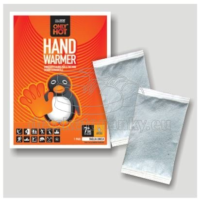 Hand Warmer Only Hot - ohrievač rúk 2018