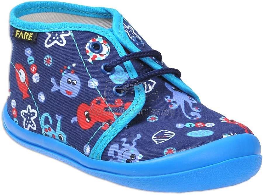 Detské topánky na doma Fare 4011409