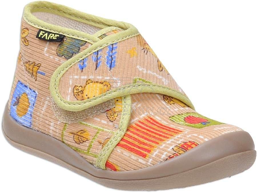Dětské boty na doma Fare 4113483 198f4472c8