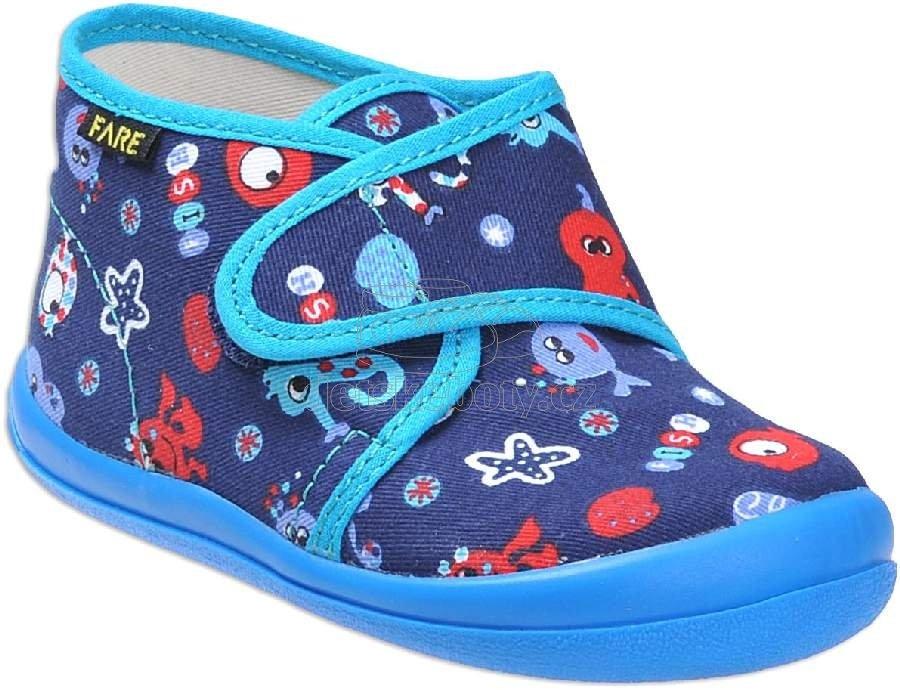 Detské topánky na doma Fare 4012408
