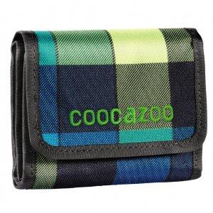 Peněženka CoocaZoo CashDash, Lime District