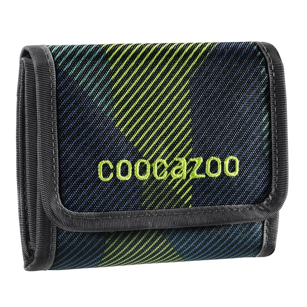 Peněženka CoocaZoo CashDash, Polygon Bricks