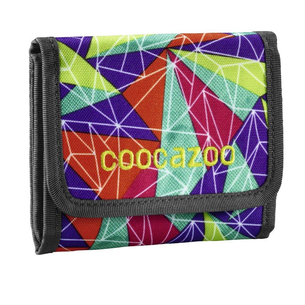 Peněženka CoocaZoo CashDash, Spiky Pyramid