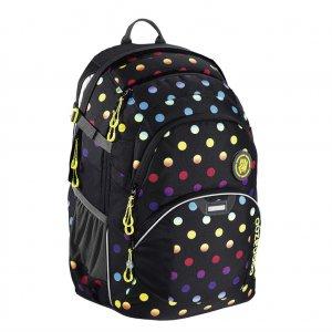 Školní batoh Coocazoo JobJobber2, Magic Polka Colorful