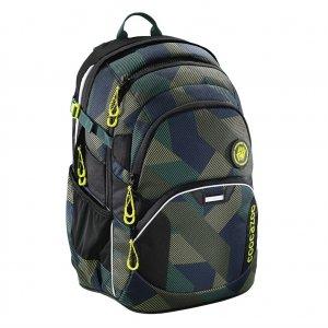 Školní batoh Coocazoo JobJobber2, Polygon Bric