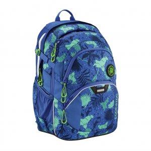Školní batoh Coocazoo JobJobber2, Tropical Blu