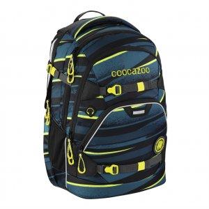 Školní batoh Coocazoo ScaleRale, Wild Stripe, certifikát AGR