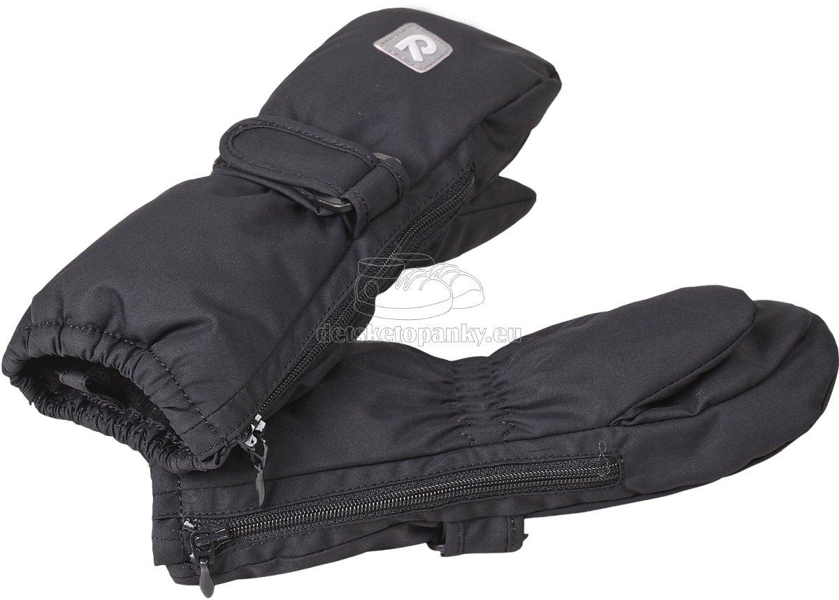 Detské rukavice Reima 517161 Tassu black
