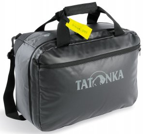 Taška Tatonka Flightbarrel (black)