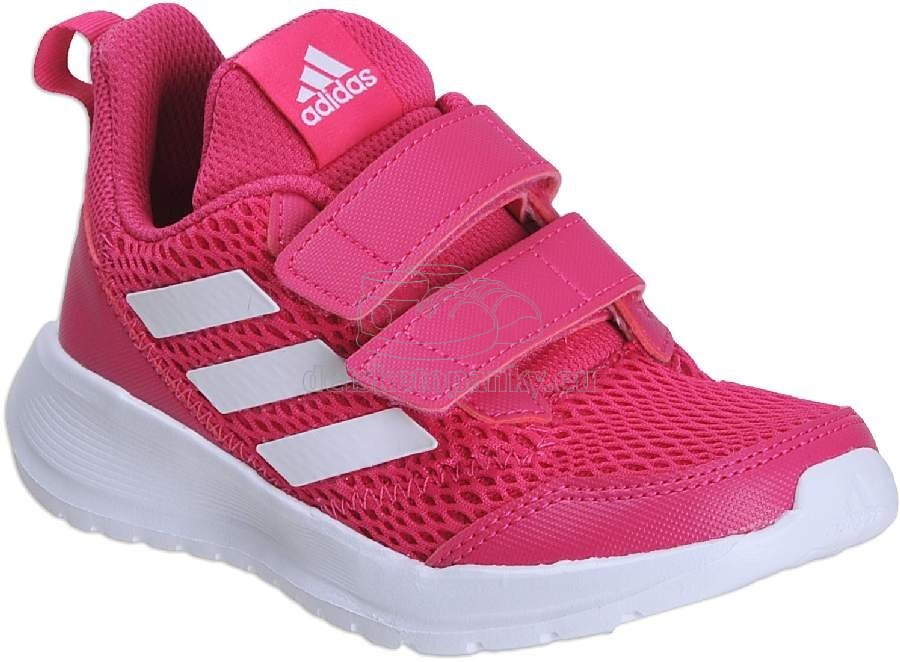 Detské tenisky adidas AltaRun CF K adidas CG6895