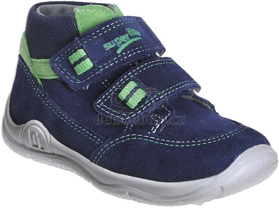 Detské celoročné topánky Superfit 8-09415-80