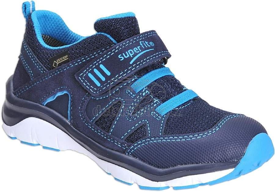 Detské celoročné topánky Superfit 4-00241-80 f1cba5a10cc