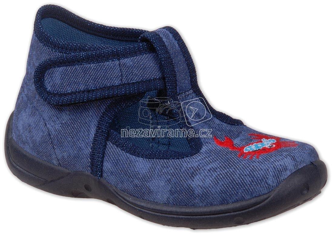 Detské topánky na doma Superfit 4-00263-81