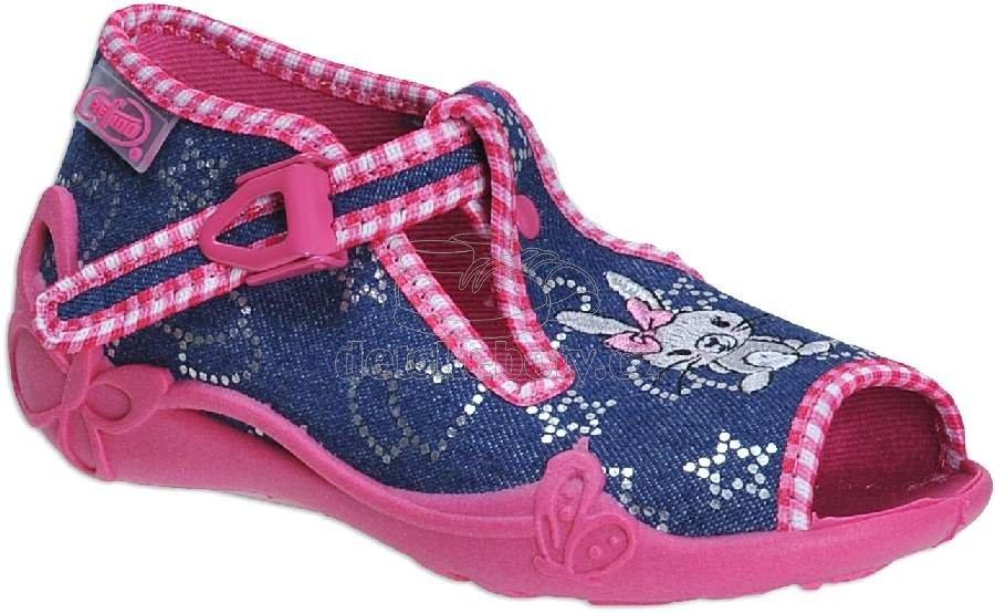 7f73381dd0d Dětská domácí obuv Befado 213 P 106