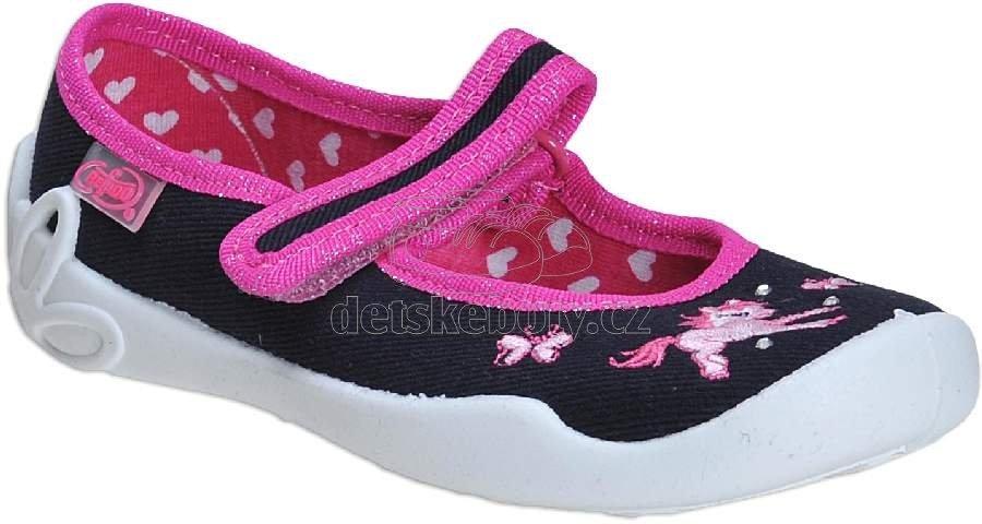 d5403ef3ba6 Dětské boty na doma Befado 114 X 323