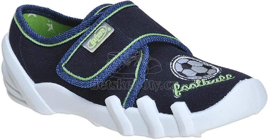 Dětské boty na doma Befado 273 X 247 941be89778