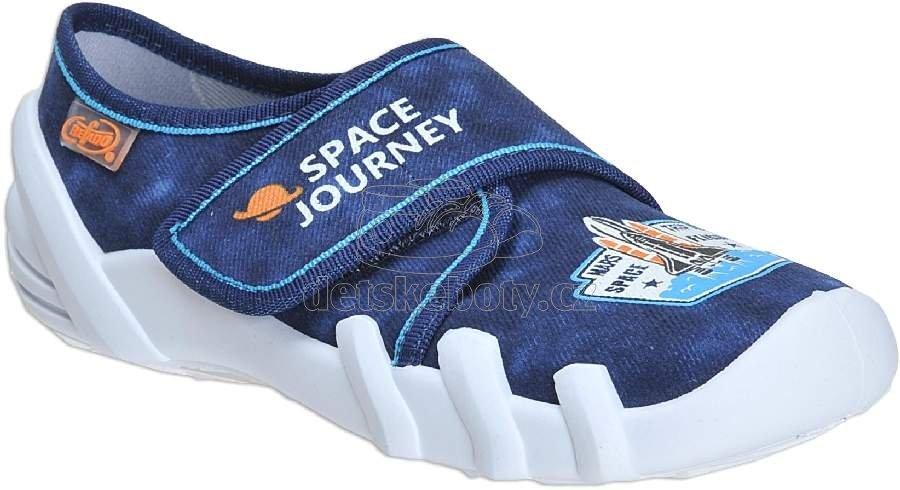 dc72a9cea17 Dětské boty na doma Befado 273 Y 239