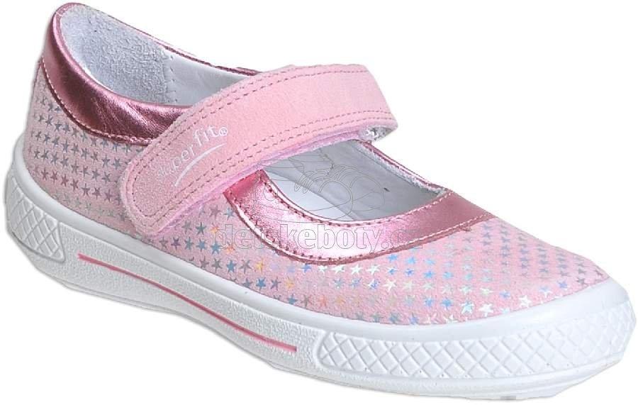 Detské celoročné topánky Superfit 4-09104-55 fa9ca4660a