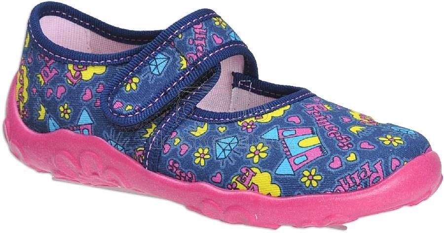 Dětské boty na doma Superfit 4-00281-80 5163167f11