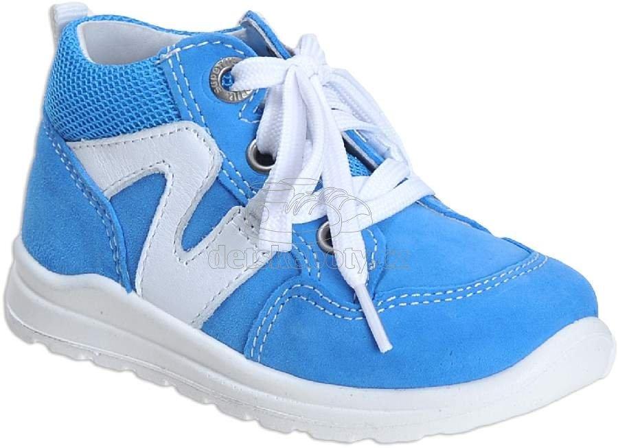 Dětské celoroční boty Superfit 4-00323-80 4bbc437fe7